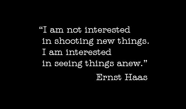 Photo-quote:  Haas