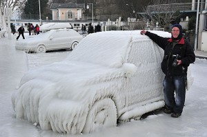 Motor-iced